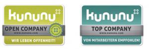 secova zählt zu den TOP 10 Unternehmen bei kununu