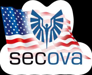 secova USA Logo Flagge