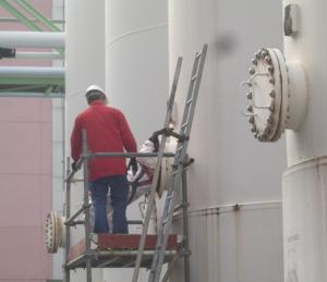 AkzoNobel - Ausstieg aus dem Lagertank