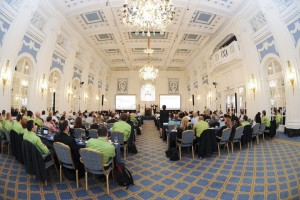 Informative Fachvorträge in stilvollem Ambiente beim 5. sam*-Anwendertreffen in Hamburg