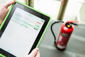 Arbeitsschutz mobil vor Ort - mit dem sam*-EHS-Manager